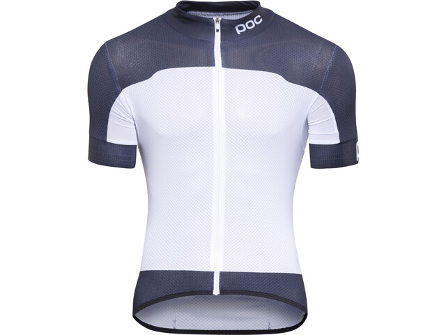 POC Raceday Climber Bike Jersey Shortsleeve Men blue white at Bikester.co.uk 2bc815f91